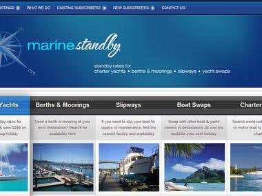 Marinestandby.com
