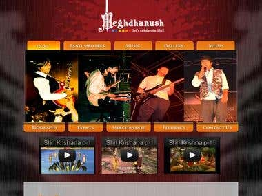 Meghdhanush band