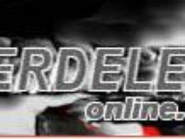 Header Logo Desigin