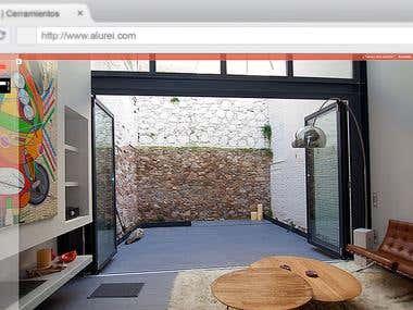 Diseño web: www.alurei.com