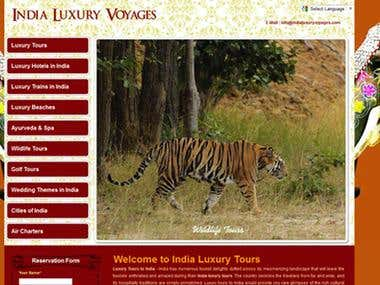 India Luxury Voyages
