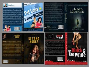 Ecover Design Samples