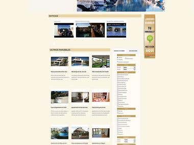 Diseño web: www.europadom.es