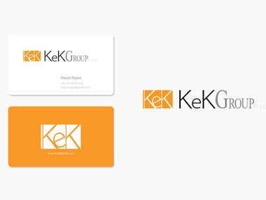 Logo Design for KeK Group