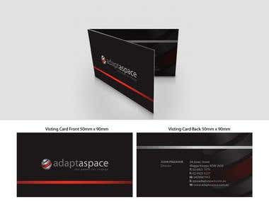 Business Card + Stationary Designs