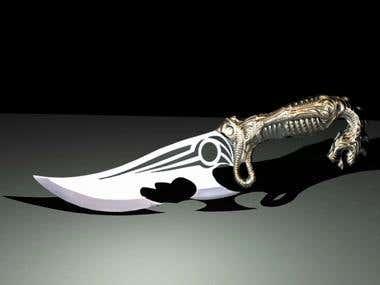 Designer Dagger