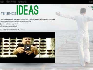 Ideas Led