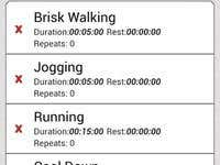 Android Interval Timer