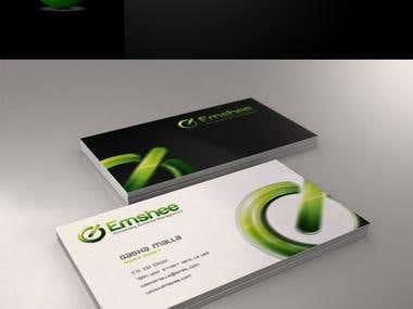 emshee logo proposal