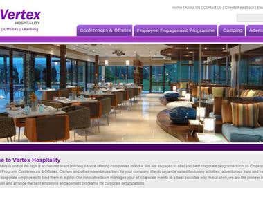Corporate Hospitality Solution