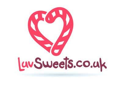 Logo LuvSweets.co.uk