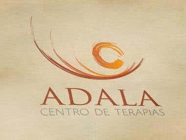 Logotipo Adala - Centro de Terapias