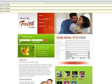 Social Netwoking Website