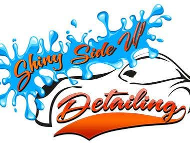 Logo automotive detailing