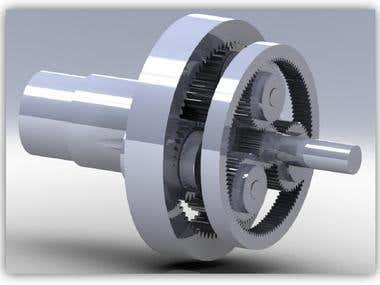 Wind Turbine Gearbox Design and Development