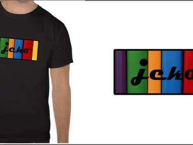 Shirt Logo / Jeko ( painting company )