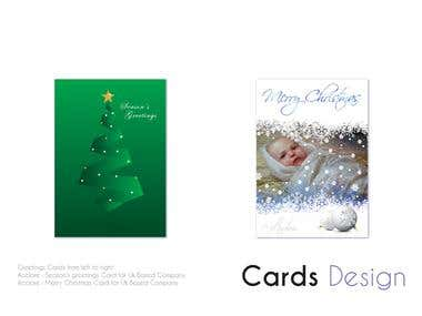 Greetings Cards Design