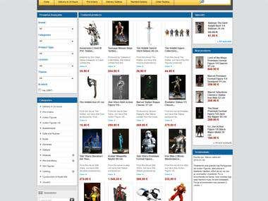 Toyart - Webshop for collectable action figures