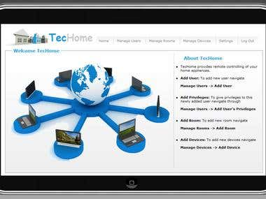 TECHOME: IT KNOWS YOU BETTER...