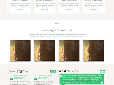 Bootstrap 3 With Responsive