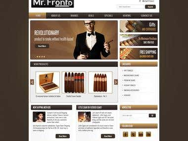 Magento E-Commerce Design