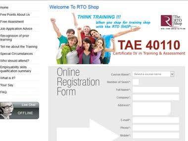 The RTO Shop