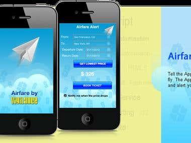 Airfare Alert