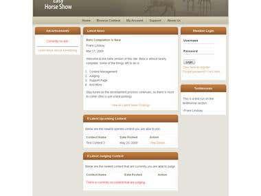 Easy Horse Show
