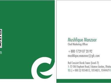 GFC Business Card