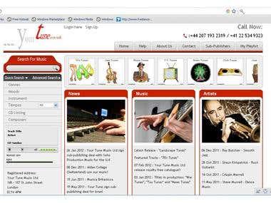 tune music site
