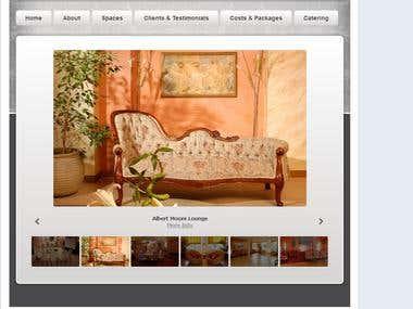 Facebook Gallery App