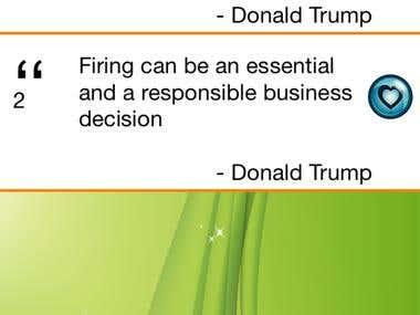 Billionaire's Quotes