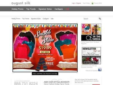 augustsilk.com