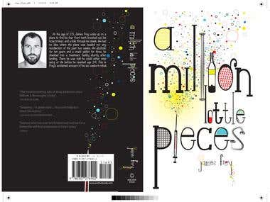 Book Cover Design :: Typographical Artwork