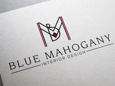 Logo proposed for an interior design company