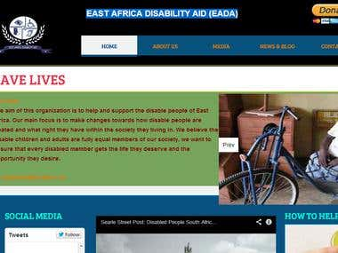 EAST AFRICA DISABILITY AID (EADA)