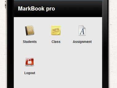 Student's Mark-sheet