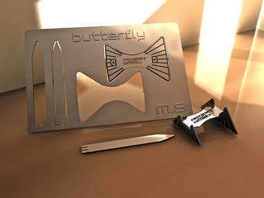 3D Modelling & Render