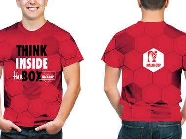 T-SHIRT for MULTA CUP