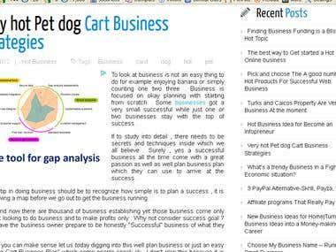 Google Adsense & WordPress