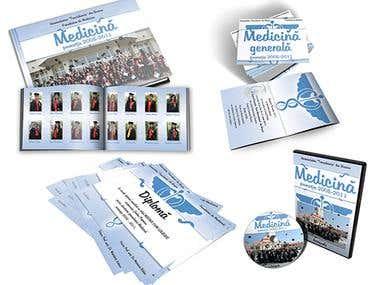 Medicine Graduation Pack