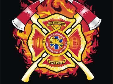 Firemen's Emblem