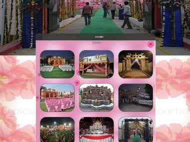 Website of Marriage Garden