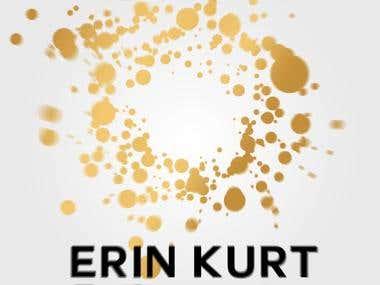 Logo Animation for Erin Kurt