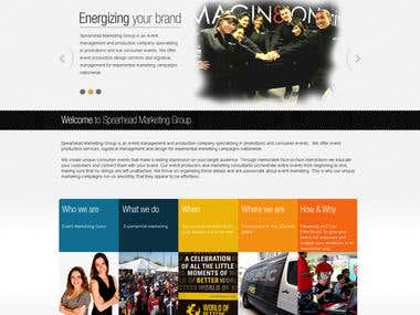Spearhead Marketing Group