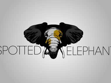 Logo proposed for Spotted Elephant