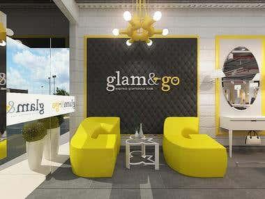 GLAM & GO SALON