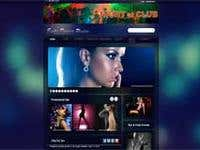 Social media site for dancer
