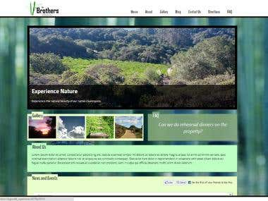 The Brothers Ranch (Webpage)