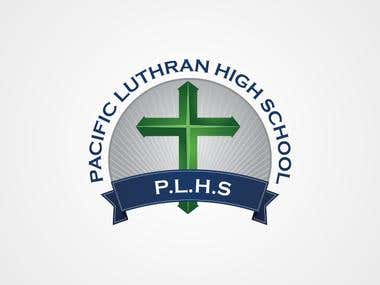 Pacific Luthran School Logo